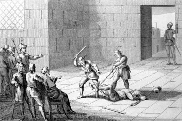 tortura medievale