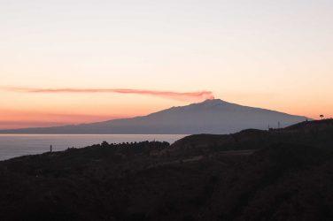 pentedattilo tramonto
