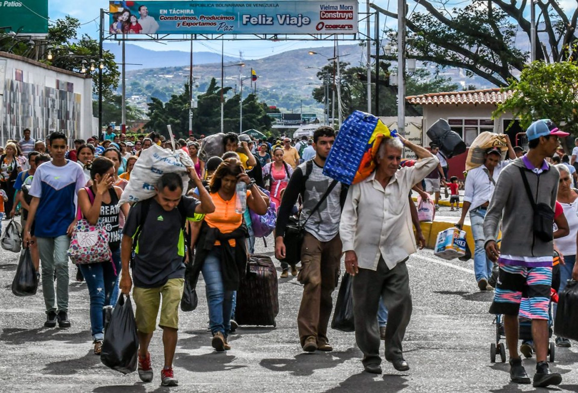 Frontiera Colombia-Venezuela